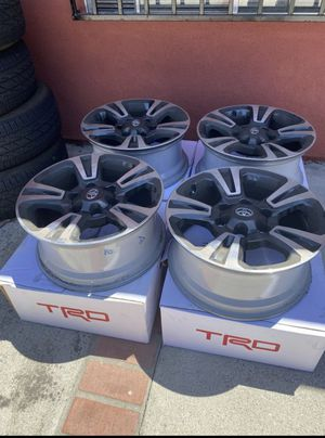 2019 Toyota tacoma Rims and Tires for Sale in South Gate, CA