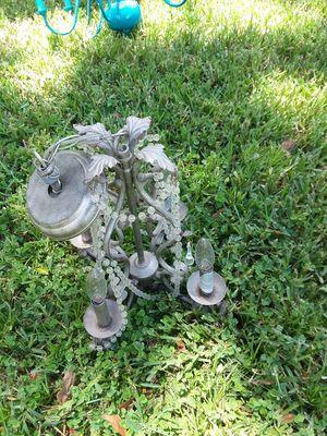 Chandelier-Candelabra light fixtures for Sale in Winter Haven, FL