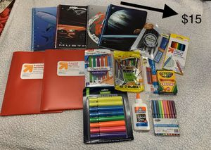 School supplies for Sale in Chicago, IL
