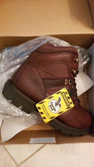 Brand New Georgia Boot Steel Toe work boots size 11.5 W for Sale in Haines City, FL