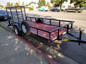 BigTex Trailer 5x14 for Sale in Rancho Cucamonga, CA