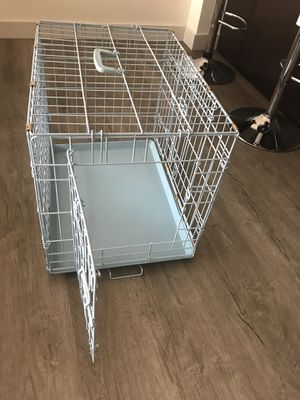 Small cage for dogs for Sale in Boston, MA