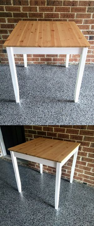 IKEA Lerhamn Square Table for Sale in Durham, NC