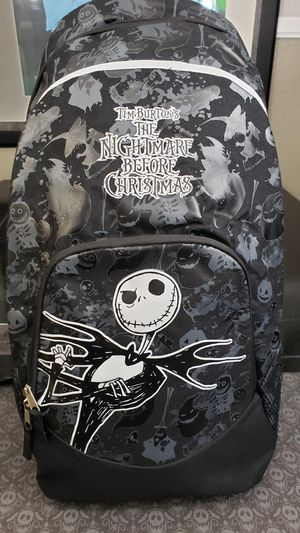 Disney Parks-Nighmare Before Christmas Jack Skellington Backpack NWT for Sale in Fontana, CA