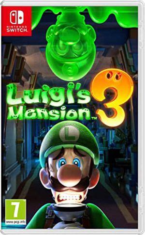 Luigi's mansion 3 (Nintendo switch) for Sale in Phoenix, AZ