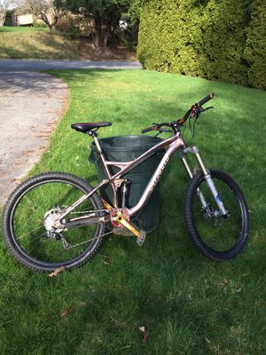 2008 Specialized Enduro Expert Mountain Bike for Sale in Edmonds, WA