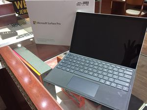 Microsoft surface pro 5(1796) for Sale in Hallandale Beach, FL