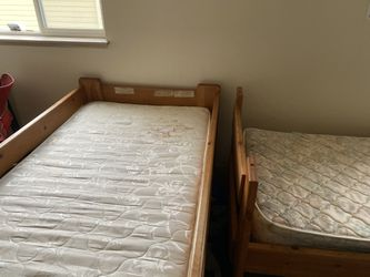 FREE Wooden Bunk Beds for Sale in Olympia,  WA
