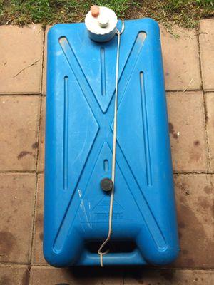 10gal drain water tank for camper for Sale in Seneca, SC