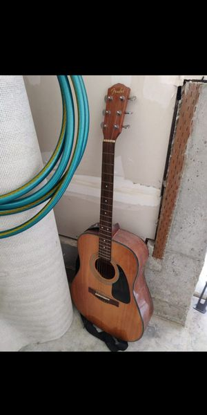 Fender Acoustic Guitar for Sale in Bothell, WA