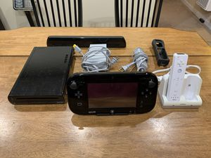 Nintendo Wii U WUP-101(02) 32GB Console Game Pad Controller Charging Dock Sensor for Sale in Fremont, CA