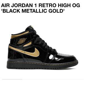 Jordan 1 Black Metallic for Sale in King of Prussia, PA