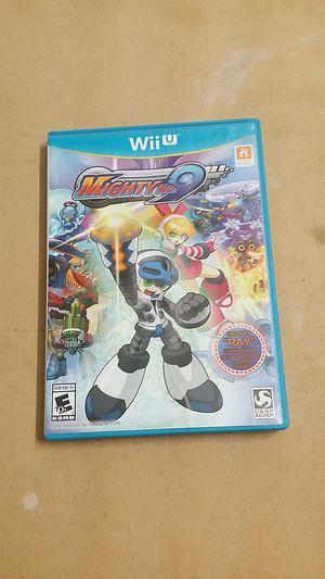Mighty no.9 Nintendo Wii u for Sale in El Cajon, CA