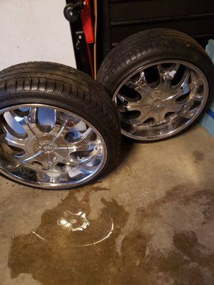 22inches rim's for Sale in Martinsville, IN