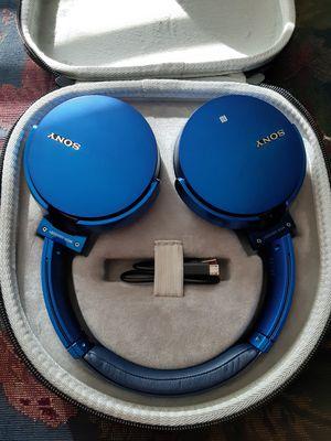 Sony headphones wireless for Sale in Chula Vista, CA