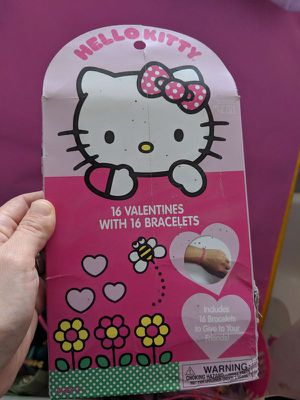 4 boxes of hello Kitty bracelets for Sale in Los Angeles, CA