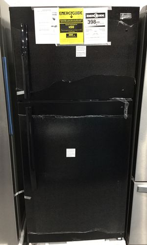 Refrigerator Refrigerator Frío 18.0cu ft Avanti FF18D1B 2 Door for Sale in Hialeah, FL
