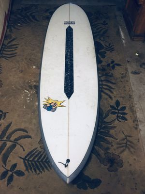 "New Custom 7'2 Bettis surfboard. 7'2"" x22""x3"". Watertight with fins. $350. for Sale in Huntington Beach, CA"
