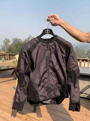 ICON OVERLORD TEXTILE MOTORCYCLE JACKET for Sale in Coarsegold, CA