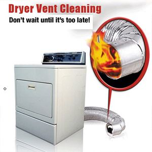 Dryer Vent Cleaning Special $99 Call Now {contact info removed} for Sale in Raleigh, NC