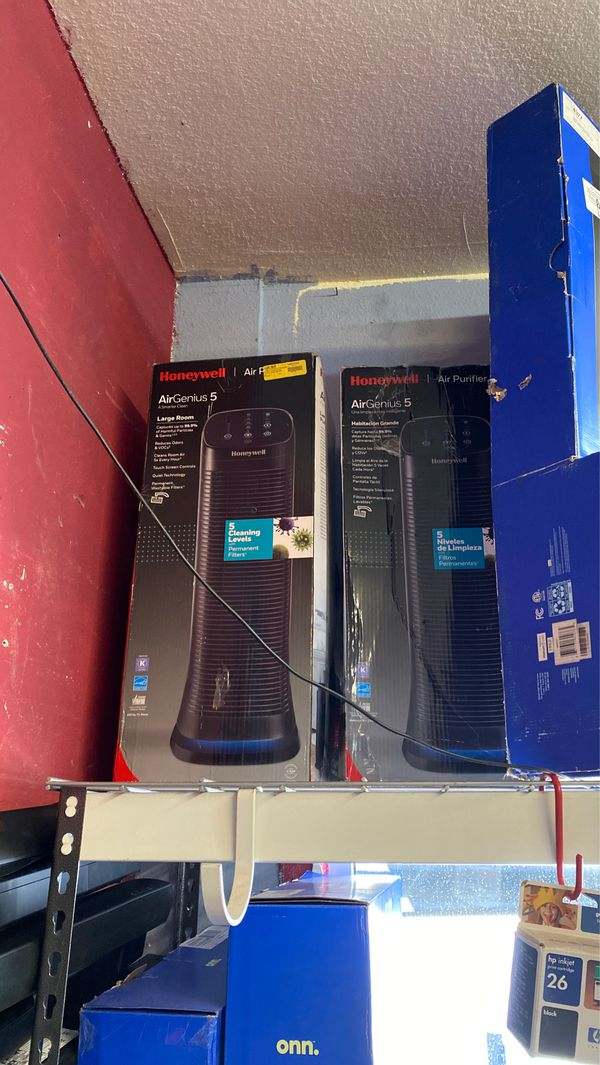 Honeywell AirGenius 5 Air Purifier