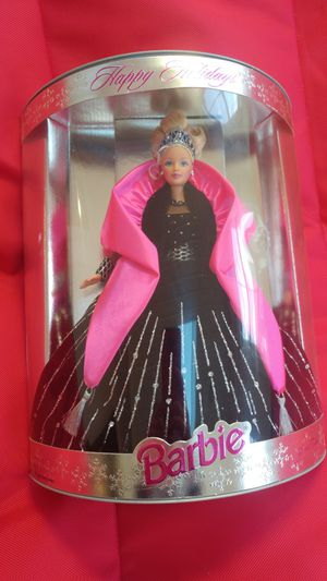 New in original packaging Collector Edition 1996-1998 Barbies Disney and Antique dolls for Sale in Philadelphia, PA