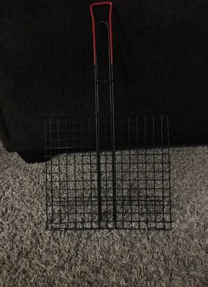 BBQ GRILL BASKET for Sale in Fresno, CA