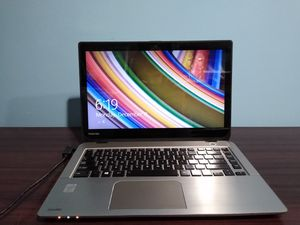 Toshiba laptop used, e45-a4100 (discontinued by manufacturer) for Sale in Middleburg Heights, OH