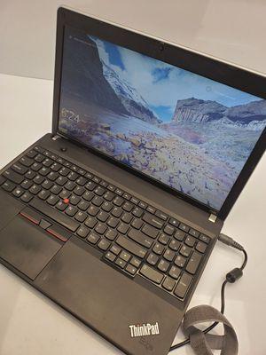 Lenovo Laptop E545 AMD A8-5550M With Radeon HD Graphics 8gb Ram 240 gb SSD Windows 10 Pro Office 2019 Computer for Sale in Phoenix, AZ