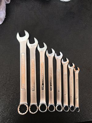 Wrench set (craftsman) for Sale in San Diego, CA