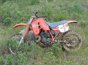 Honda dirt bike for Sale in Channelview, TX