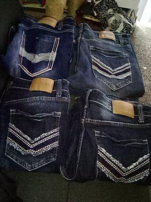 Men's pants flypaper blue for Sale in Lompoc, CA