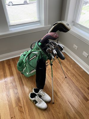 Nike/Callaway/Cobra/Cleveland golf club set for Sale in Chicago, IL