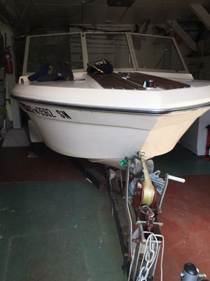 Bayliner 15' Boat and trailer for Sale in Palo Alto, CA