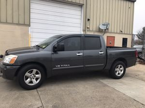 Nissan Titan 2005 160 miles 2wd for Sale in Sterling, VA