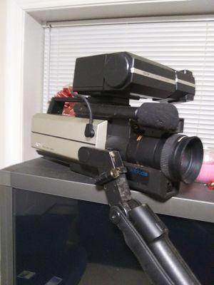 Vintage camcorders for Sale in Portsmouth, VA