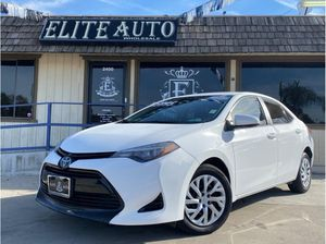 2017 Toyota Corolla for Sale in Dinuba, CA