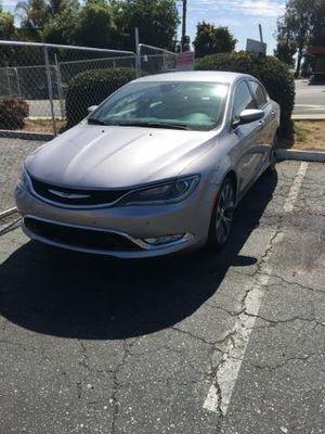 2015 Chrysler 200c v6 limited for Sale in Coronado, CA