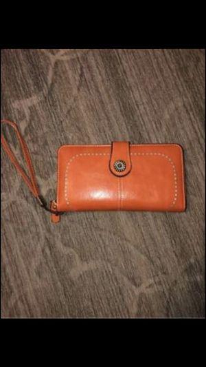 BEAUTIFUL Bright Orange Wallet NWOT for Sale in Nashville, TN