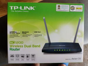 TP-link Router for Sale in Fort Worth, TX