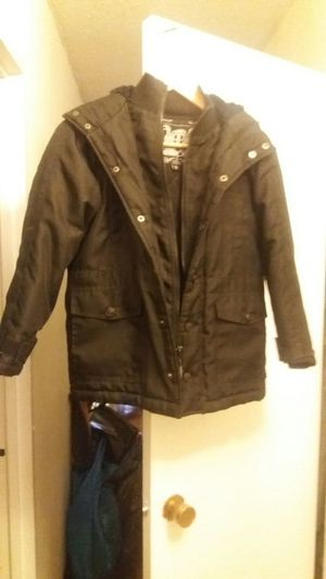 Boy's black winter coat size 8 for Sale in New York, NY