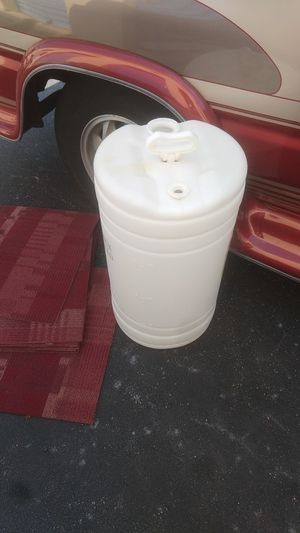 Water tanks 15 gallons, skoolie, vanlife, camper, school bus conversion 4pcs for Sale in Virginia Beach, VA