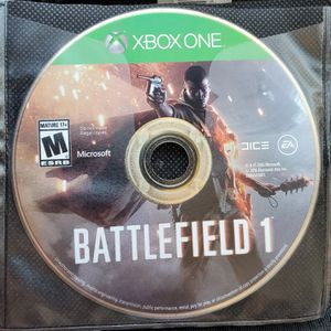 Xbox One Battlefield 1 for Sale in Fountain, CO
