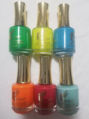 Set of nail polishes for Sale in North Providence, RI