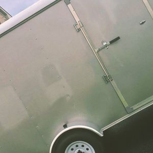 💲2014 Carry-On Trailer Corp 6X12 for Sale in Albuquerque, NM
