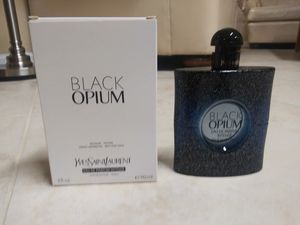 YSL Black Opium Eau De Parfum Intense 3 oz Perfume for Sale in West Palm Beach, FL