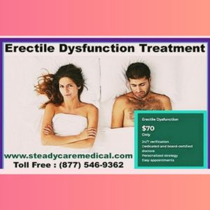 ✔️Get Fast and Effective Male Enhancement Treatment Plan for Sale in Santa Ana, CA