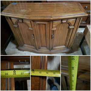 Sofa/Entry Table for Sale in Pilot Point, TX