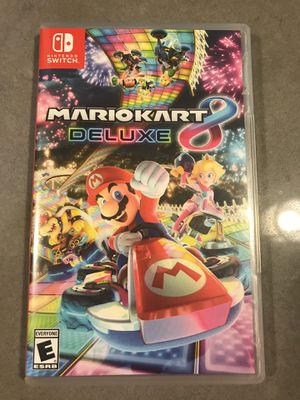 Mario Kart 8 Deluxe for Sale in San Diego, CA