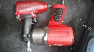 Ingersoll rand1/2. Snap on 3/8 for Sale in Silver Spring, MD